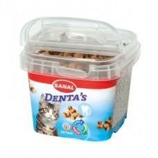 Sanal. Maius kassidele Sanal Denta's Bite hammastele 75 g.