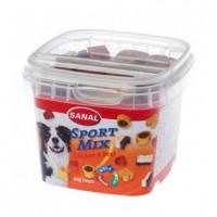 Sanal. Maius Dog Sport Mix aktiivsetele koertele 100 g.